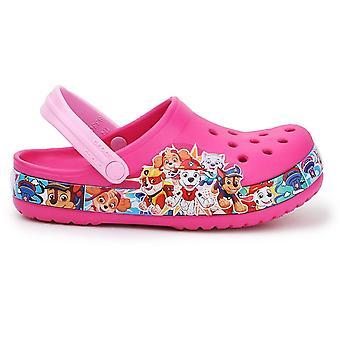 Crocs FL Paw Patrol Band Clog JR 205509670 universaalit kesävauvan kengät