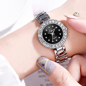 Luxury Bracelet Watches Set - Quartz Clock