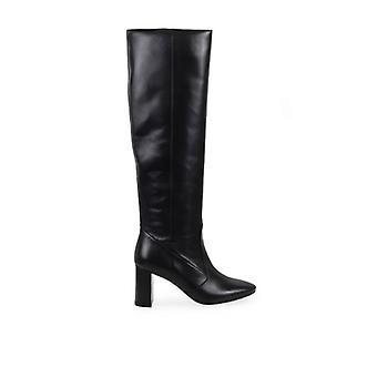 L'autre Chose Black High Knee Boot