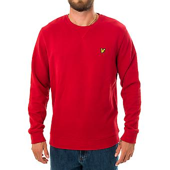 Sweat-shirt Lyle & Scott Crewneck Sweatshirt Homme Sweatshirt Ml424vtr.w115