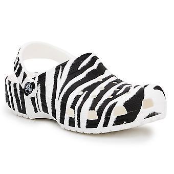 Crocs Classic Animal Print Clog 2066761DE universal summer unisex shoes