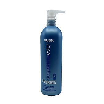Rusk Deep Shine Color Hydrate Shampoo 25 OZ