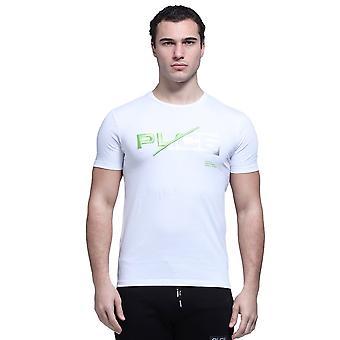 Polis Hillrose 7575 Split Logo Halvärmad T-shirt