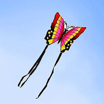 Schmetterling Kite, Fliegen