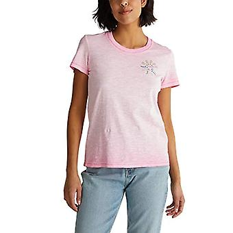 edc av Esprit 050CC1K314 T-Shirt, 670/pink, XS Women