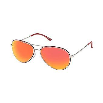 Police S8299M58Q05R Sunglasses, Red (Rojo), 58.0 Unisex-Adult