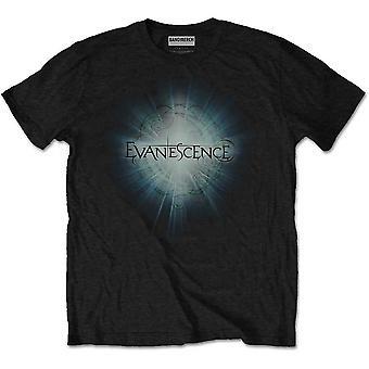 Evanescence - Shine Unisex Small T-Shirt - Black