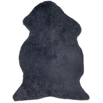 North American Extra Large Merino Sheepskin Grey