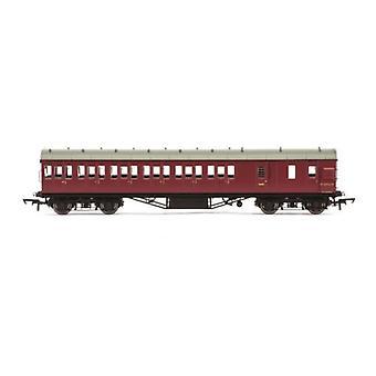 Hornby R4691B BR ex LMS Non-Corridor 3rd Class Break Coach M 20752 M
