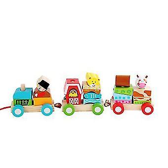 مزرعة محاكاة الطفل الطفل يقود الموسيقى الخفيفة تناوب عجلة القيادة az12037