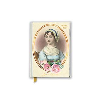 Jane Austen Pocket Diary 2021 by Created by Flame Tree Studio
