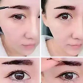 Tearing Eyebrow Gel Long-lasting Semipermanent Eye Brow Tint Peel Off Eyebrow