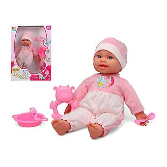 Baby Doll with Accessories Dolly (44 x 32 cm)