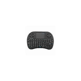 I8 2.4G Trådlös spansk mini tangentbord pekplatta AirMouse