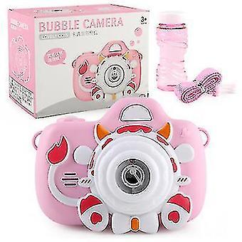 Электронная музыка Пузырьковая камера Игрушки для детей Портативный пузырьковый автомат