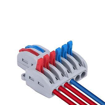 Mini connecteurs à câble rapide pour câbles universels 2 et 6 sorties