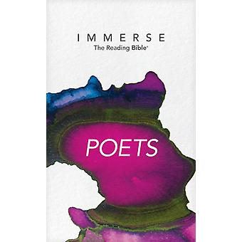 Immerse Poets Softcover by Institute for Bible Reading