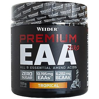 Premium EAA Zero, Tropical - 325 grams