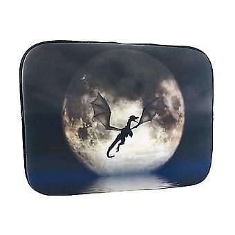 Julie Fain ' Dragon Moon ' neopren laptop/tablet ærme