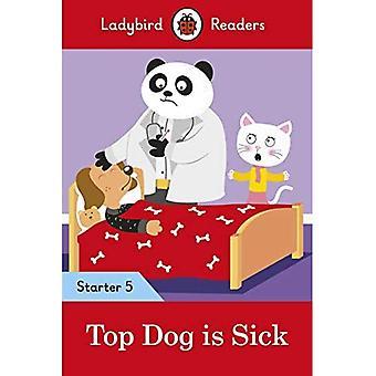 Top Dog is Sick - Ladybird Readers Starter Level 5