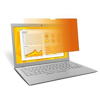 """Filtru de confidențialitate 3M Gold pentru laptop cu ecran lat 12,5"""", 31,8 cm (12,8 cm)."""