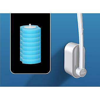 Disposable Toilet Brush Wall Mounted Cleaning Brush For Toilet 8Accessories|Toilet Brush Holders