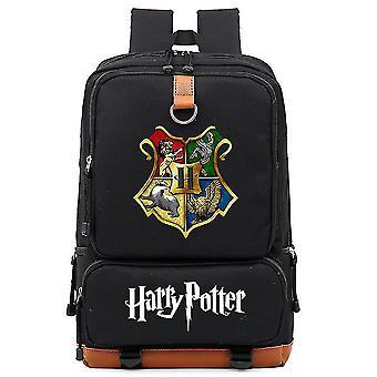 Harry Potter Skoleveske Harry Potter Skulder Student Skole Bagblack