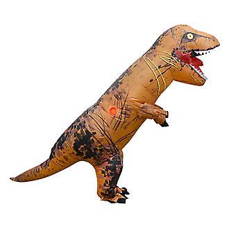 Tyrannosaurus Rex elsődleges színekben (gyermek változat) Halloween Cosplay Tyrannosaurus Rex felfújható jelmez dinoszaurusz jelmez