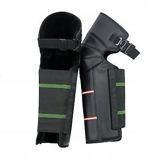 冬に乗るための屋外防風および暖かさ保護膝パッド