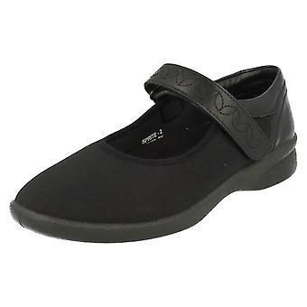 Dames Padders Dual Fit platte schoenen Sprite 2