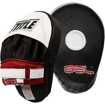 Title Gel Contoured Punch Mitts