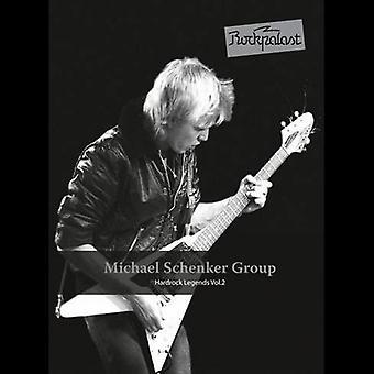 Michael Schenker & Msg - Schenker, Michael & Msg: Vol. 1-Hardrock Legends (Rockpalast) [CD] USA import