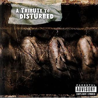 Tribute to Disturbed - Tribute to Disturbed [CD] USA import