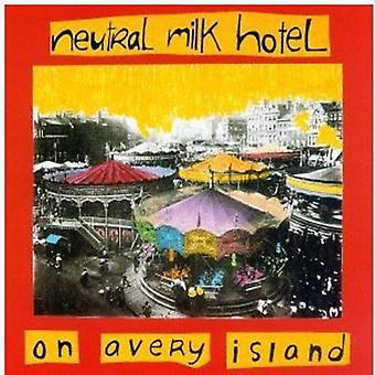 Neutral Milk Hotel - On Avery Island [CD] USA import