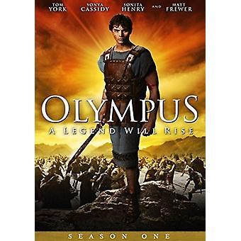 Olympus: Seizoen één [DVD] USA import