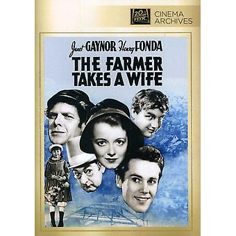Farmer neemt een vrouw [DVD] USA importeren