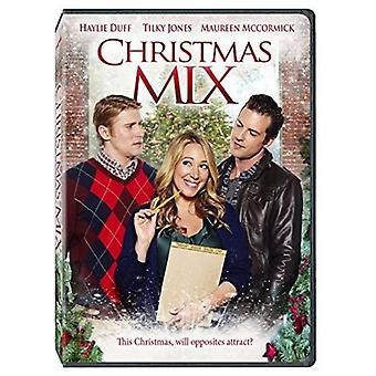 Christmas Mix [DVD] USA import