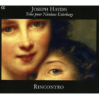 ハイドン - ハイドン: 三重奏曲を注ぐニコラウス ・ エステルハージ [CD] USA 輸入