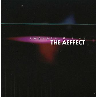 Aeffect - Secrets & Lies [CD] USA import