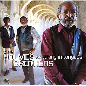 Holmes Brothers - import In Zungen [CD] USA