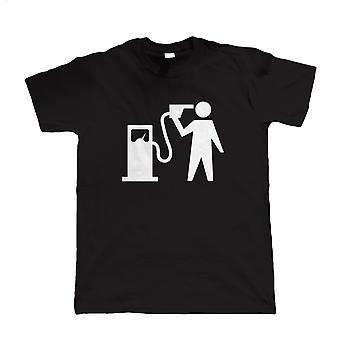 Petrol Head, Mens Car T Shirt