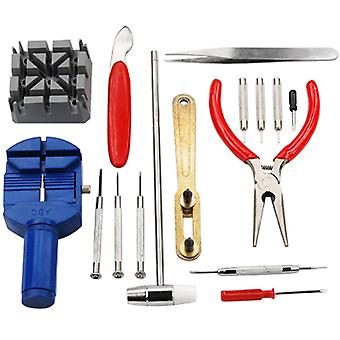 TRIXES 16 Watch Repair Kit pces & dragonne régler Pin Tool Kit arrière Remover Fix