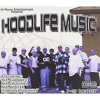 HiPower underhållning - Hoodlife Music [CD] USA import