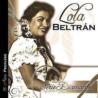 Lola Beltran - Serie Diamante-Lola Beltran [CD] USA import