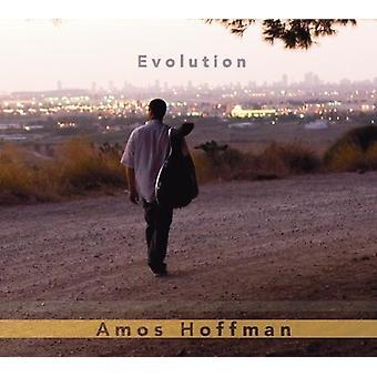 Amos Hoffman - Evolution [CD] USA import