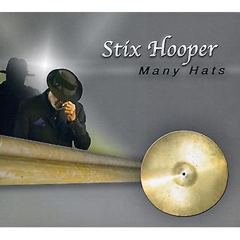 スティックス フーパー - 多くの帽子 [CD] USA 輸入