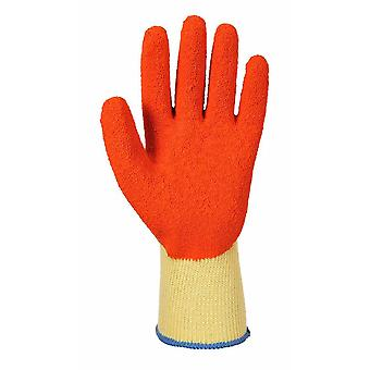 Portwest - Grip Xtra Latex Palm Dipped Gripper Gloves (1 Pair Pack)