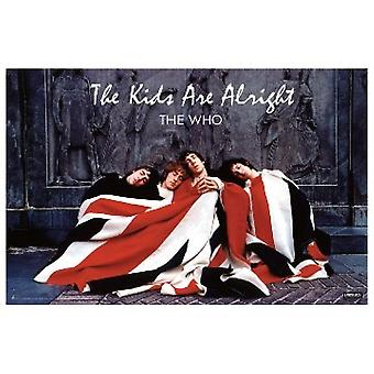 The Who The Kids Are Alright Poster Poster Print