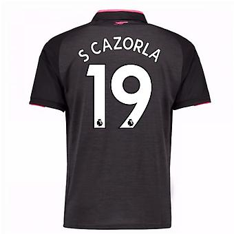 2017-18 arsenal derde Shirt (S Cazorla 19)