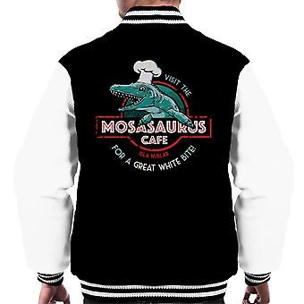 Mosasaurus Cafe Jurassic World miesten yliopistojoukkue takki